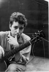 Bob Dylan Contemplates